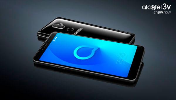 Alcatel confirma móviles del MWC Alcatel 3V