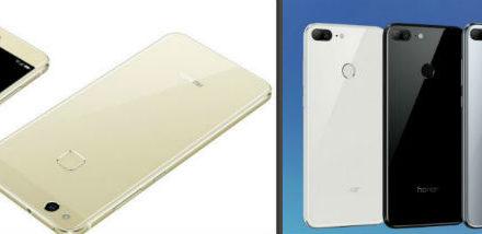 Huawei P10 Lite o Honor 9 Lite, ¿cuál me compro?