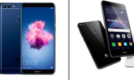 huawei p smart vs iphone 8