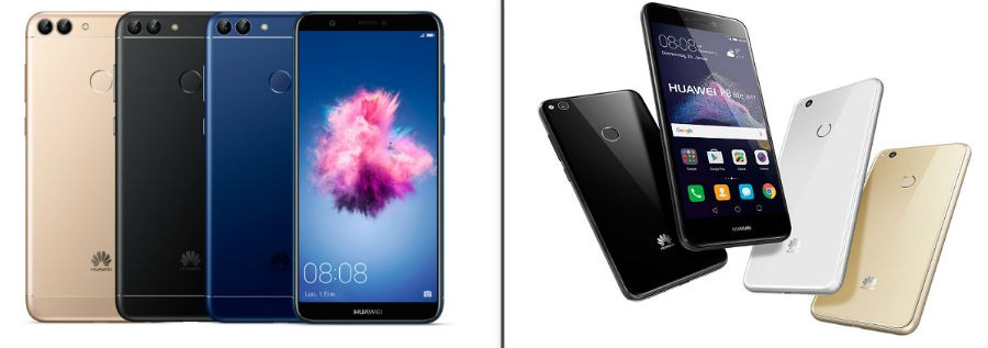 de42ea222eb39 Comparativa Huawei P Smart vs Huawei P8 Lite 2017