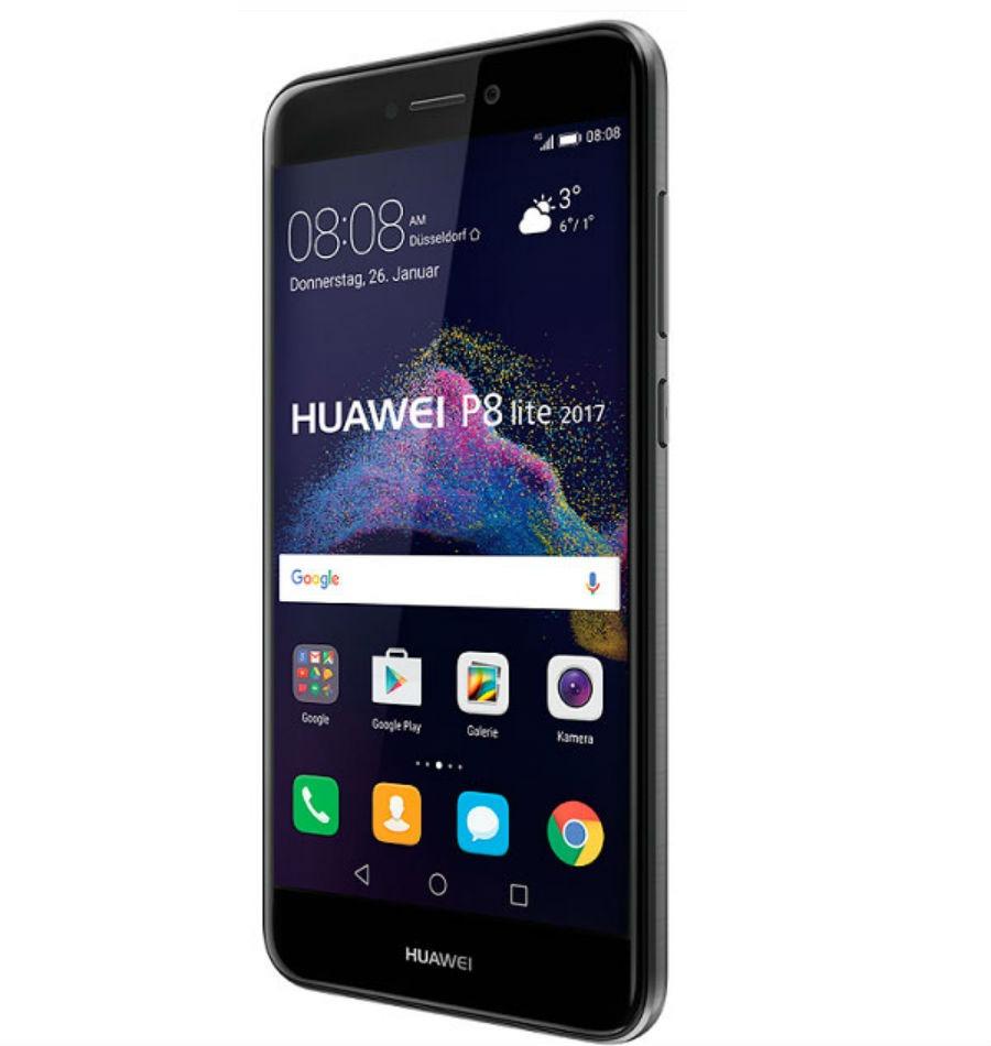 Huawei P8 Lite 2017 diseño