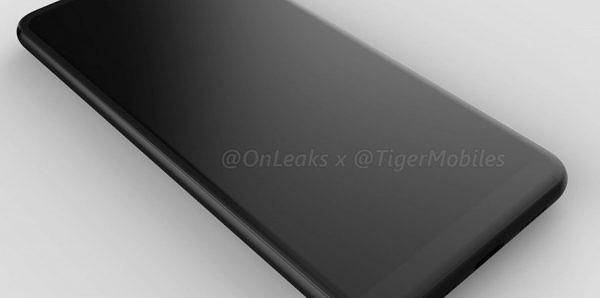 Huawei P20 Plus, probables características filtradas