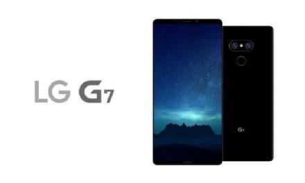 LG presentará en junio el LG G7 con pantalla de 6,1 pulgadas