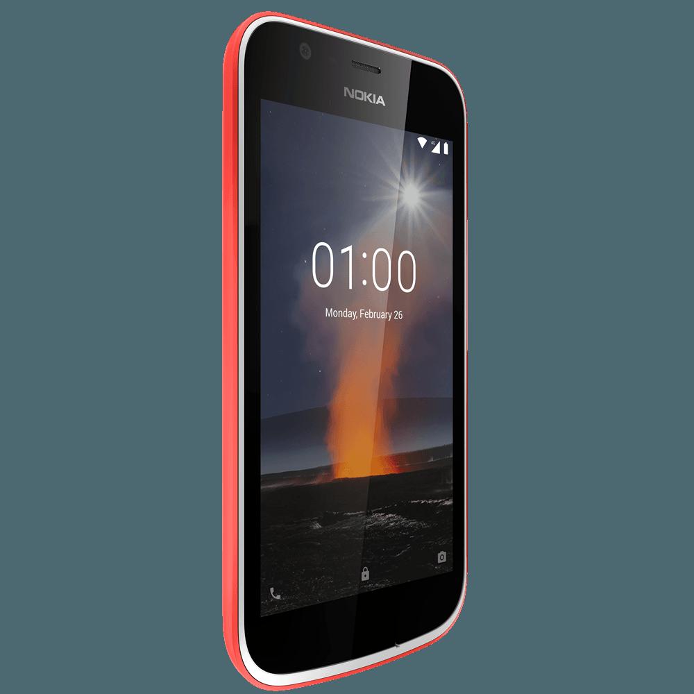 Nokia 1, un móvil de batalla por menos de 100 euros