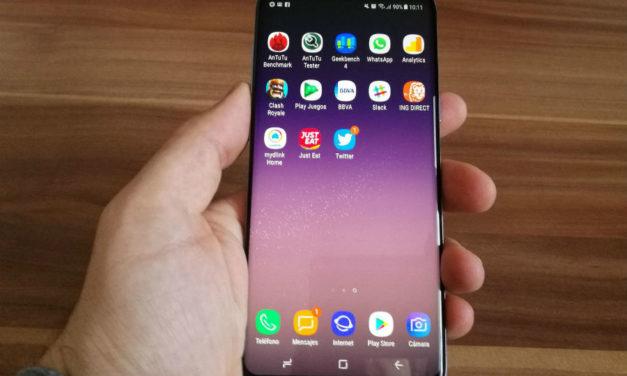 Android 9 Pie para el Samsung Galaxy S8, S8+ y Note 8 podría llegar en pocas semanas