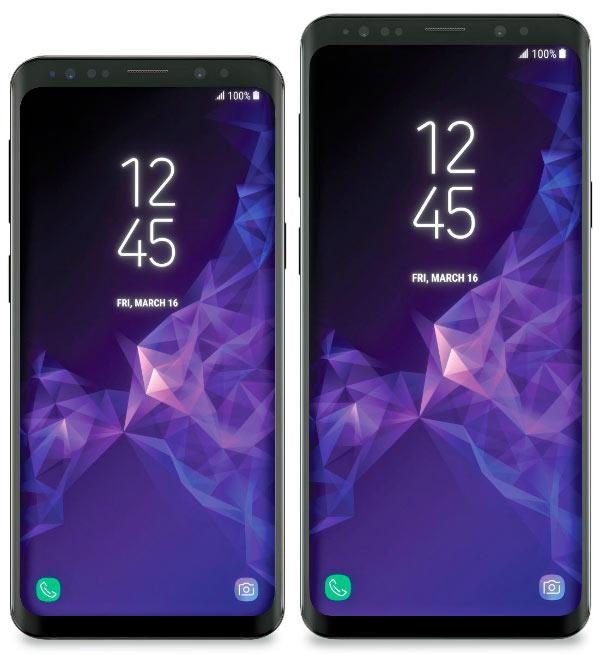 Las especificaciones del Samsung Galaxy S9 aparecen en una web de Orange