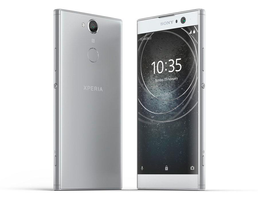lanzamiento Sony™ Xperia™ XA2, Xperia™ XA2 Ultra y Xperia™ L2 en España(pais) características XA2