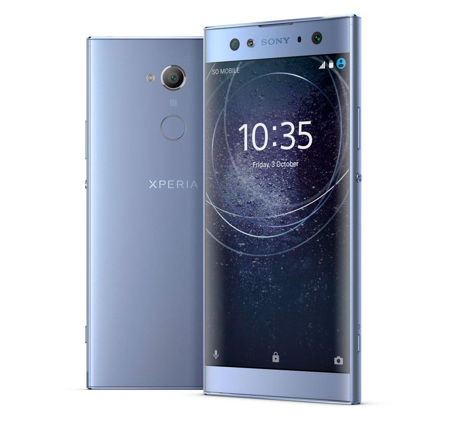 lanzamiento Sony™ Xperia™ XA2, Xperia™ XA2 Ultra y Xperia™ L2 en España(pais) características XA2 Ultra