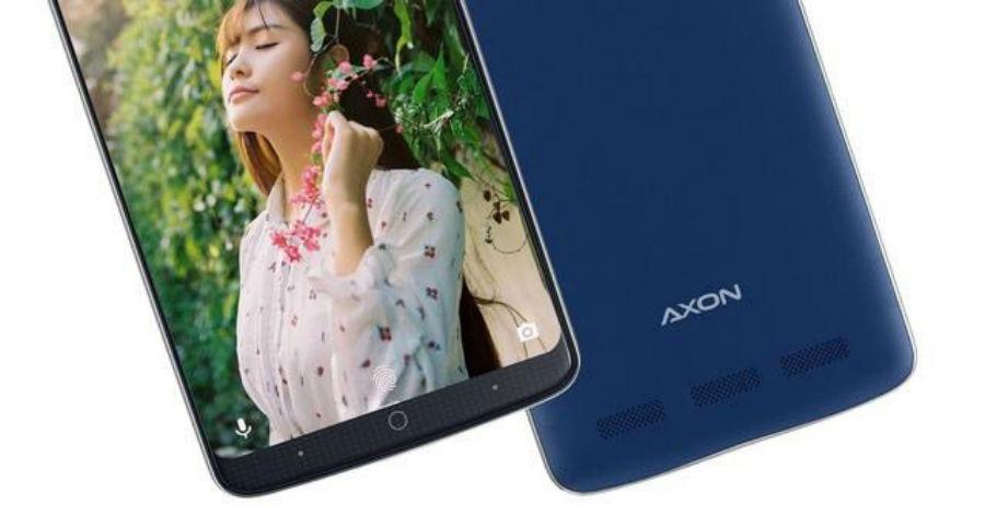 ZTE Axon 9 pantalla