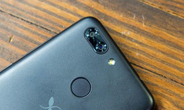 Aparecen imágenes y las especificaciones de un nuevo móvil ZTE