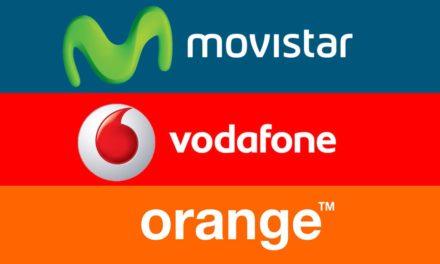 Ofertas de móviles para febrero en Vodafone, Movistar y Orange