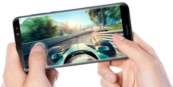 comparativa Motorola™ Moto™ X4 vs Huawei™ Mate diez Lite procesador Huawei™ Mate 10