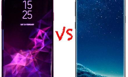 Comparativa Samsung Galaxy S9+ vs Samsung Galaxy S8+