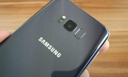 Los Samsung Galaxy S8 y Galaxy Note 8 reciben la beta de Android 9 Pie