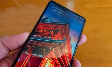 Filtrado el diseño del Xiaomi Mi MIX 3 con marcos muy reducidos
