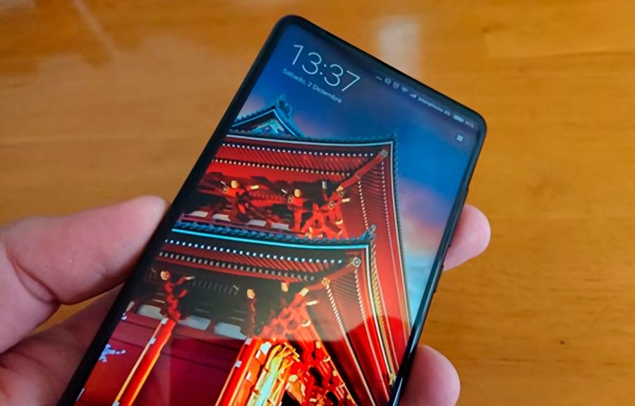 comparativa Xiaomi Mi MIX 2 vs Samsung Galaxy A8 2018 procesador Mi MIX 2