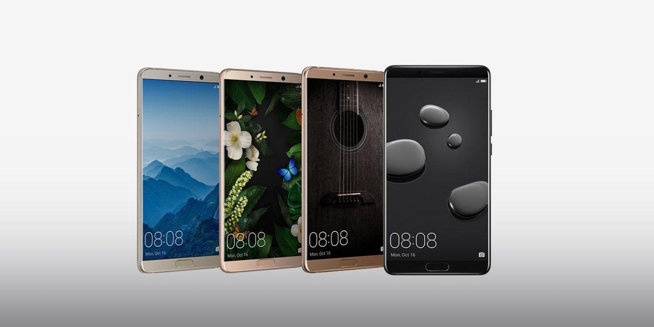 El Huawei Mate 10 se actualizará con grabación a cámara súper lenta de 960 FPS