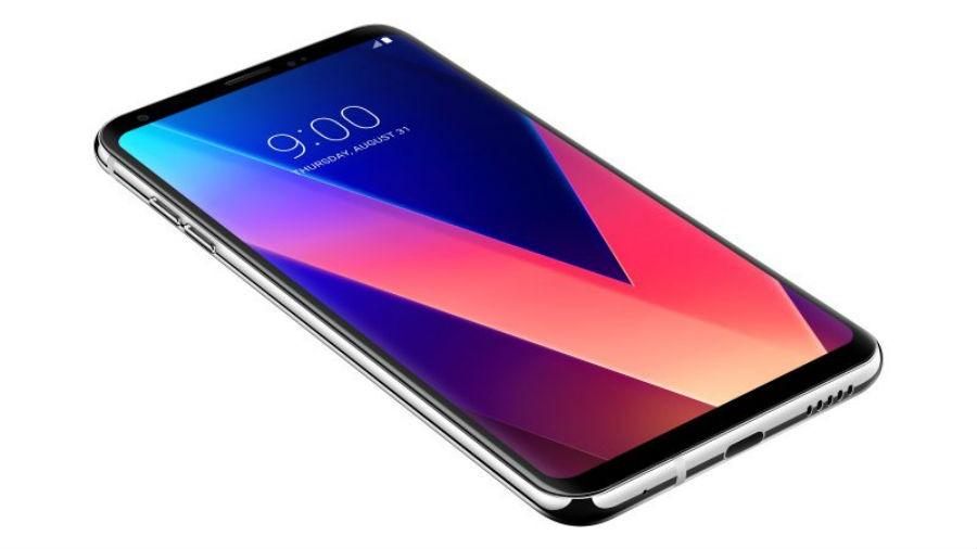 Se filtran las especificaciones y precio del LG V30s