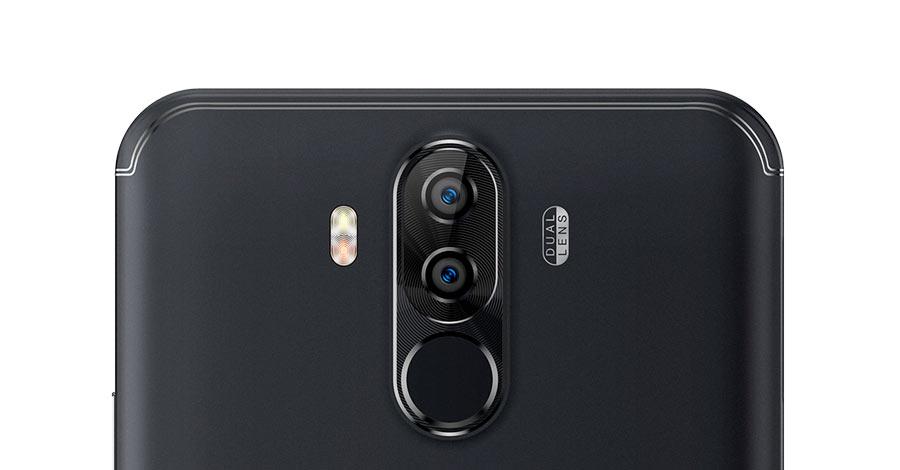nuevo Ulefone Power 3S cámaras
