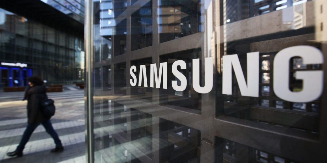 Samsung podría presentar un móvil con pantalla transparente