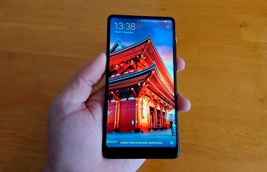 Se filtran las especificaciones del Xiaomi Mi MIX 2S