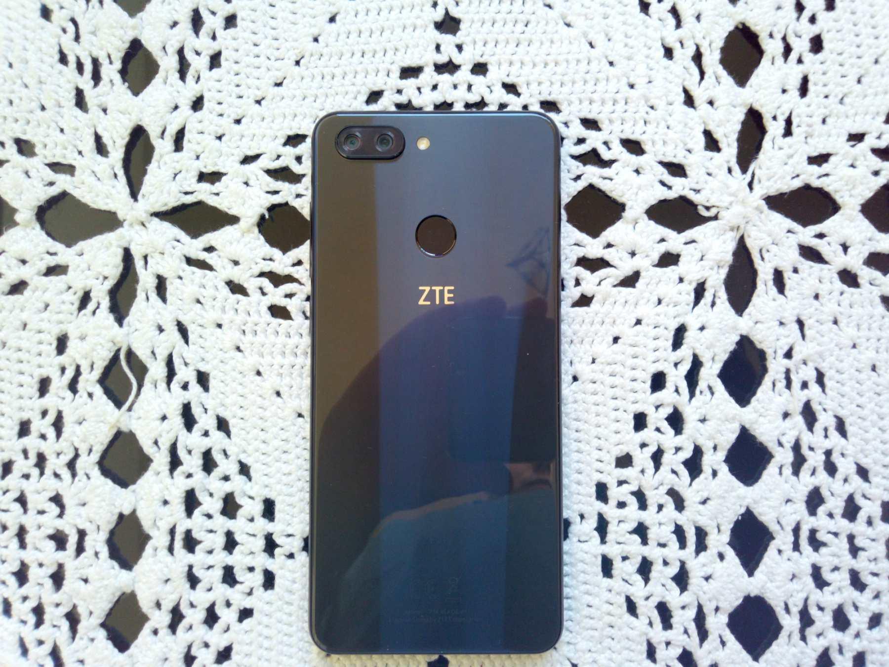 ZTE Blade V9 18