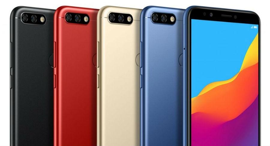 Honor 7C, nuevo móvil con doble cámara y pantalla infinita a buen precio