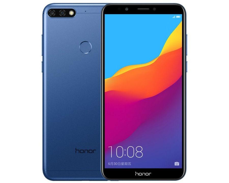 Honor 7C diseño