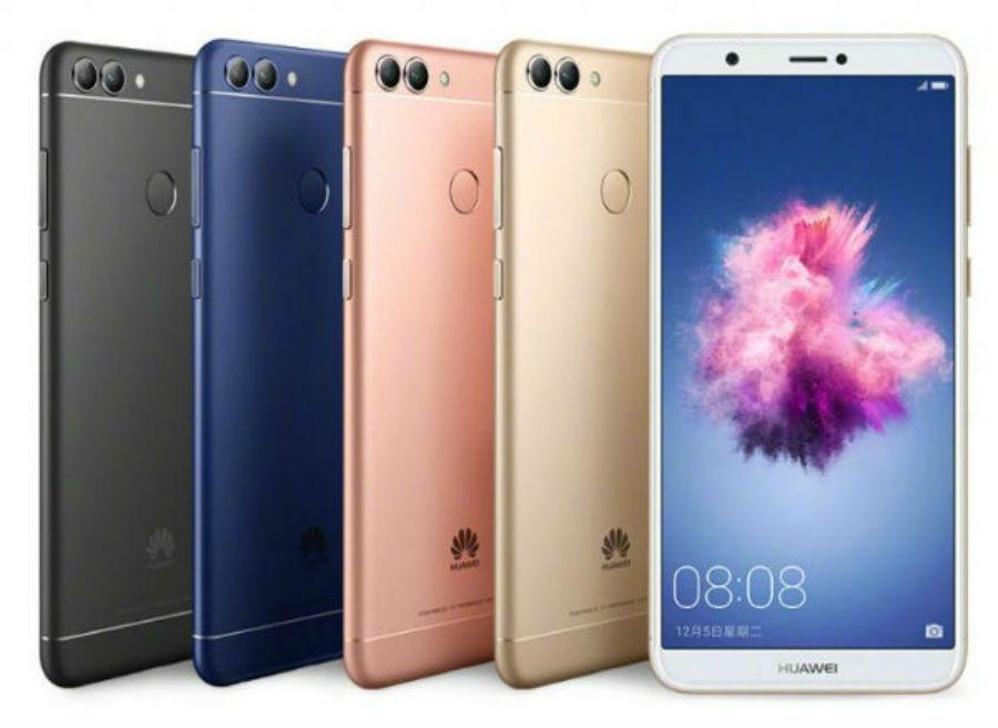 Aparecen 3 celulares de Huawei™ con monitor infinita