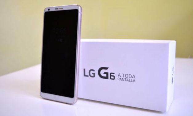 Cuánto cuesta reparar la pantalla de un móvil LG