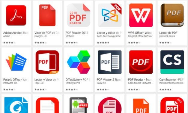 Las mejores apps gratuitas para editar PDF