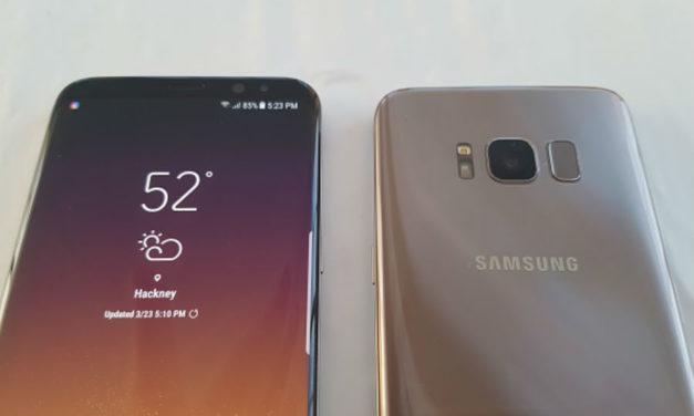 Los Samsung Galaxy S8 y Galaxy S8+ reciben la beta de Android 9 Pie