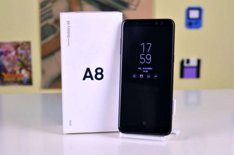 Precio actual y dónde comprar el Samsung™ Galaxy™ A8 2018