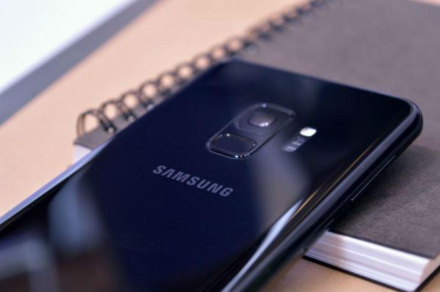 Samsung Galaxy S9 batería