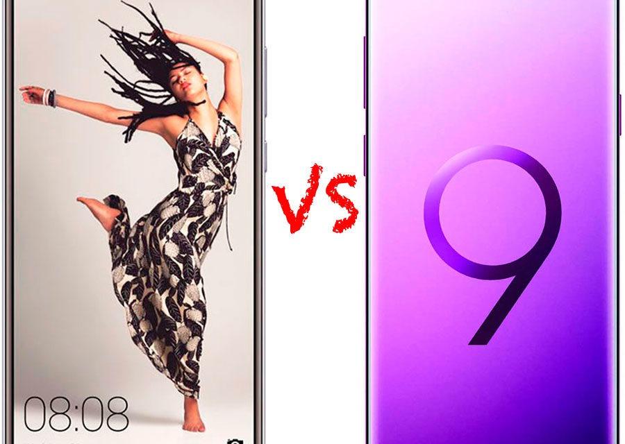 Huawei P20 Pro o Samsung Galaxy S9+, ¿cuál es mejor?