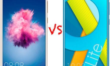 Comparativa Huawei P Smart vs Honor 9 Lite