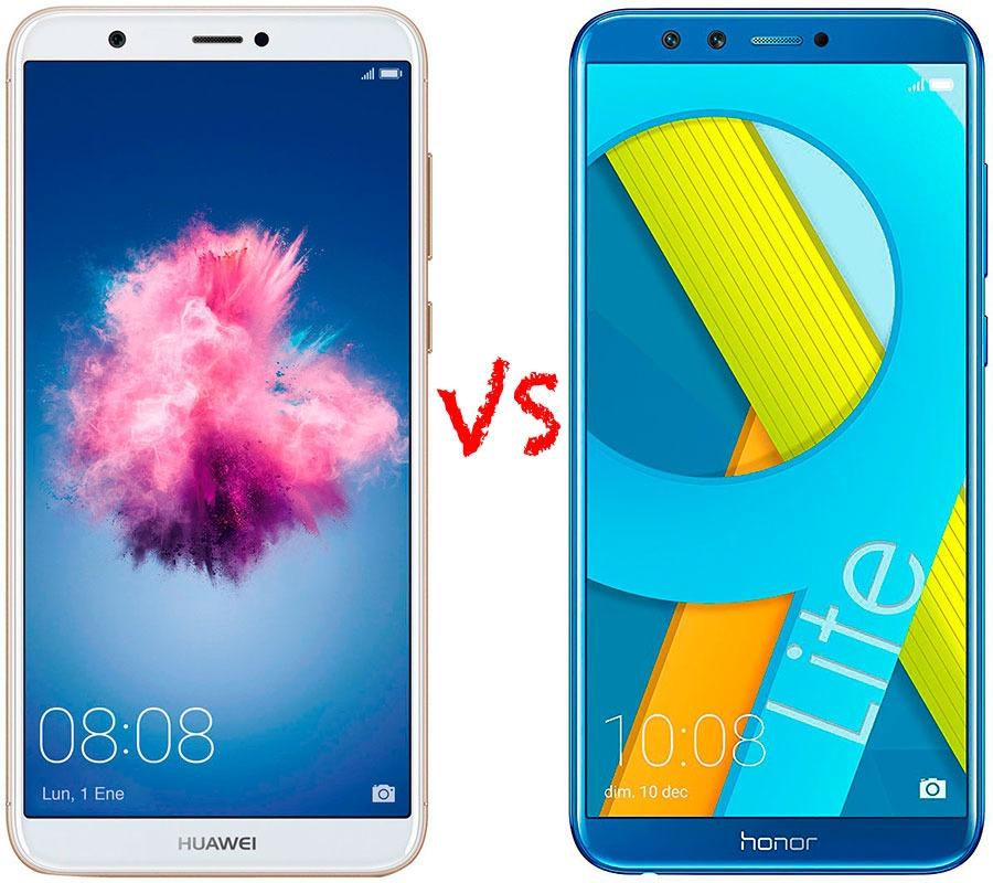 7175be19d0bcb Comparativa Huawei P Smart vs Honor 9 Lite