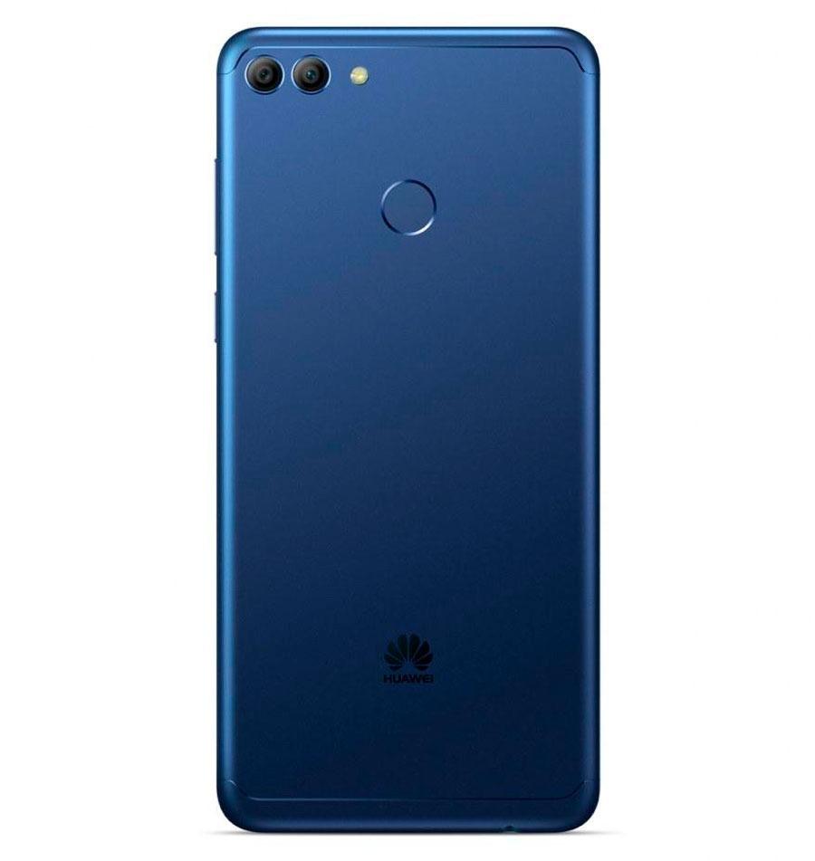 comparativa Huawei™ Y9 2018 vs Huawei™ Y7 trasera Y9
