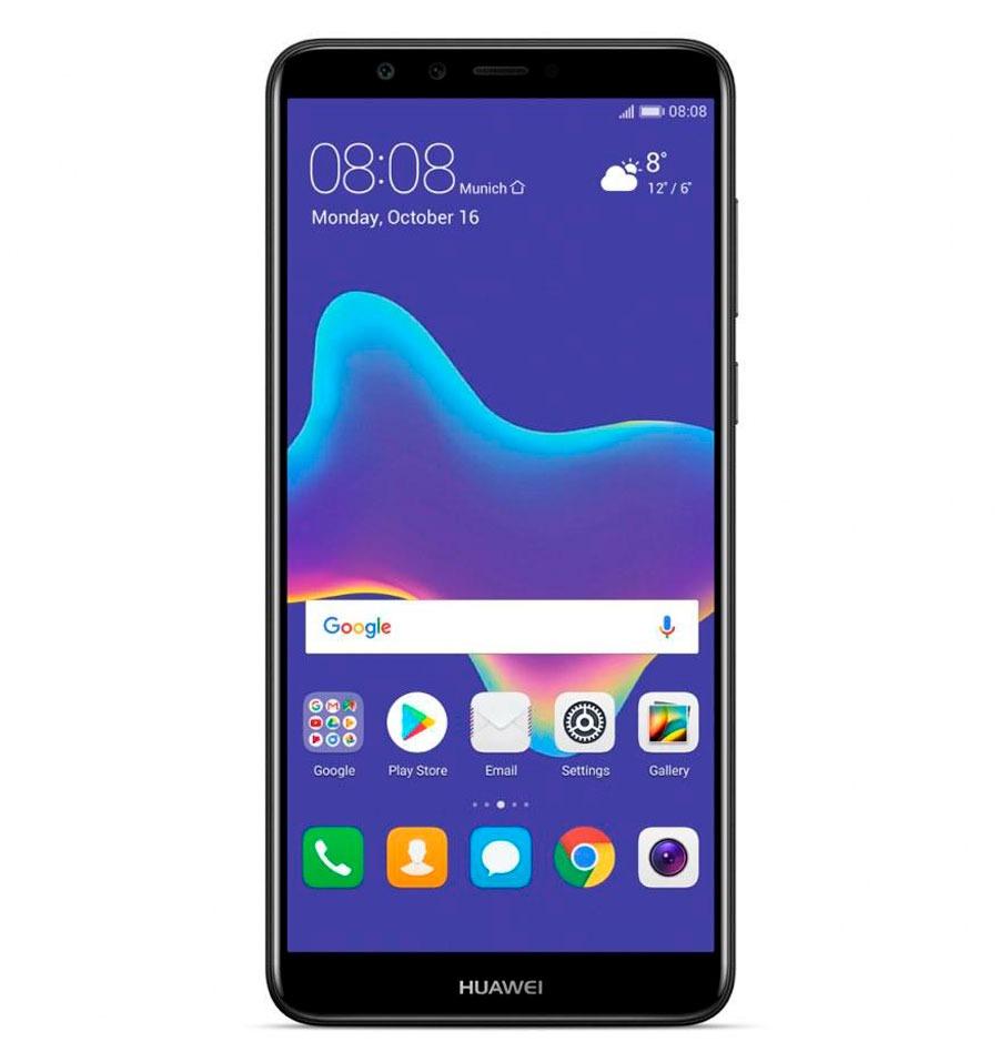 comparativa Huawei Y9 2018 vs Huawei Y7 pantalla Y9