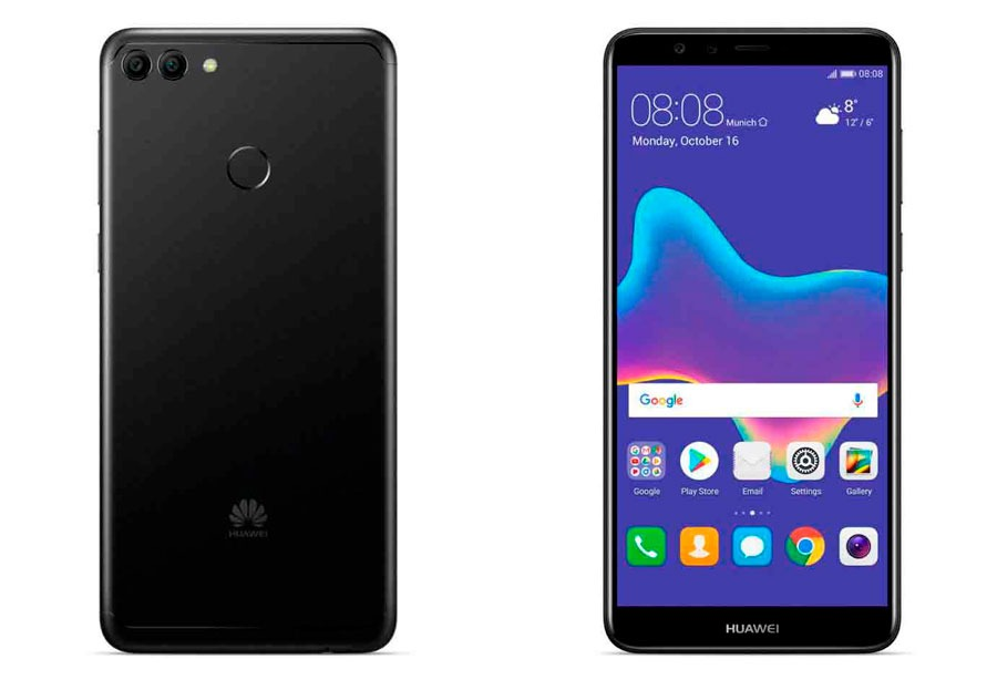 comparativa Huawei Y9 2018 vs Huawei Y7 final Y9