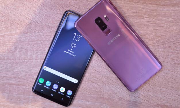 Precios del Samsung Galaxy S9+ con Vodafone, Movistar y Orange
