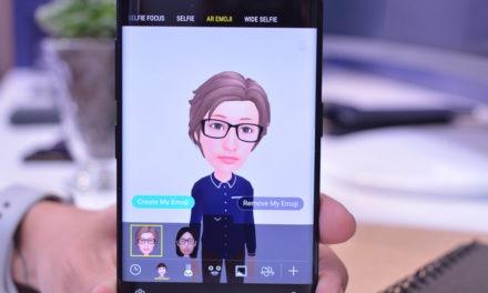 Samsung lanza nuevos stickers personalizados