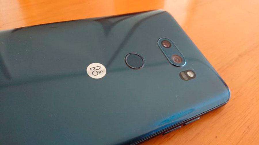 El LG ThinQ V40 vendrá con muesca y tendrá hasta 5 cámaras