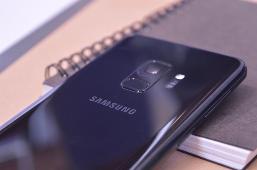 comparativa Samsung Galaxy S9 vs LG V30 cámara trasera S9