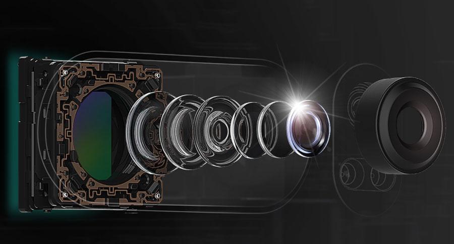 comparativa Samsung Galaxy S9 vs LG V30 cámara trasera V30