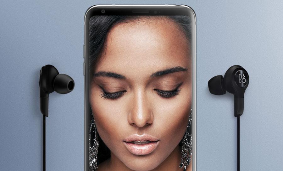 comparativa Samsung Galaxy S9 vs LG V30 sonido LG V30