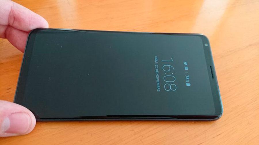 comparativa Samsung Galaxy S9 vs LG V30 precio V30