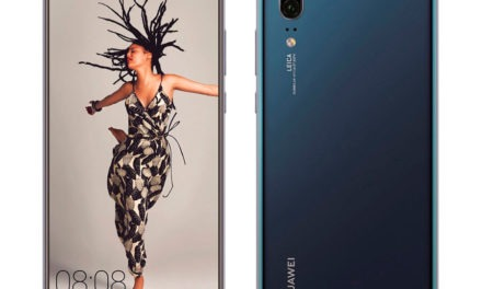 Así es el Huawei P20, doble cámara, notch e Inteligencia Artificial