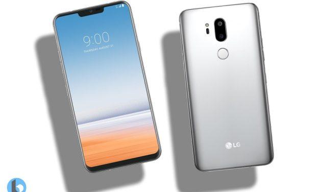 Este podría ser el nuevo LG G7