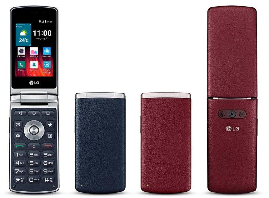 Se filtra el LG Folder LM-Y110, móvil de concha con pantalla de 3 pulgadas